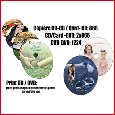 Transfer Casete / Copiere CD